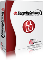 SecurityGateway Email Spam Firewall for Exchange/SMTP Server Boxshot